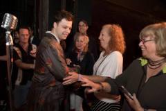 Hope-and-Sharla-at-Gyspy-Robe-Ceremony-at-Bucks-County-Playhouse