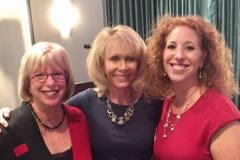 Hope-and-Sharla-with-former-CBS-3-meteorlogist-Carol-Erickson