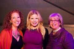 Hope-and-Sharla-with-Megan-Hilty-at-Bucks-County-Playhouse-Gala
